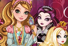 Ever After High Storybook Match