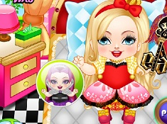 Ever After High Ying and Yang Babies