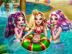 Ever After Pool Party