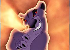 Evil Lioness Puzzle