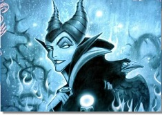 Evil Maleficent Puzzle