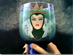 Evil Queen with Poison Puzzle