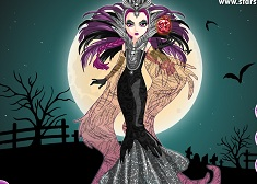 Evil Raven Queen