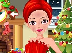 Facial Miss Santa