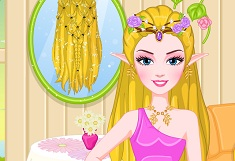 Fairy Princess Hairstyles