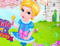 Fairytale Baby Cinderella