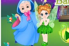 Fairytale Doctor and Baby Fairy