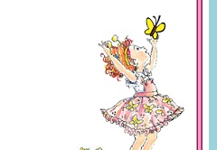 Fancy Nancy Bounjour Butterfly