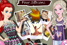 Fashion Blog Four Seasons