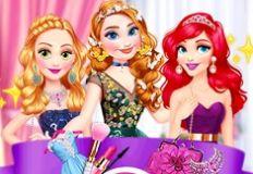 Fashion Designer Party Princess Games