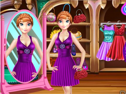 Fashion Princess Dress Up