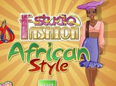 Fashion Studio Africa Style