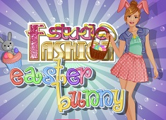 Fashion Studio Easter Bunny