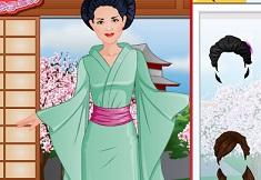Fashion Studio Kimono Design Dress Up Games