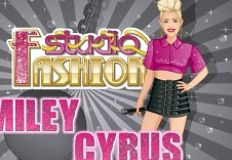 Fashion Studio Miley Cyrus