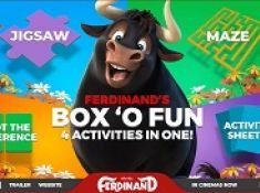 Ferdinand Box O Fun