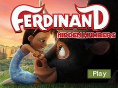 Ferdinand Hidden Numbers