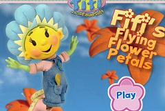 Fifi and the Flowertots Games