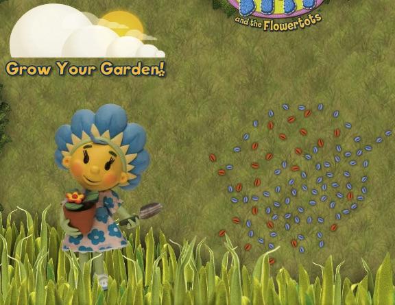 Fifi and the Flowertots Garden