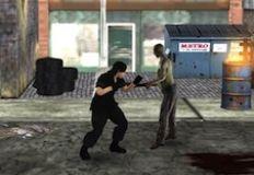 Final Night Zombie Stret Fight