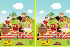 Find the Difference Picnic
