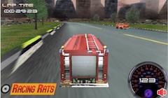 Fire Truck Racing 3D