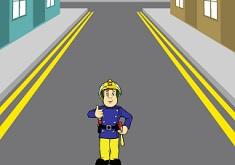 Fireman Sam Create a Picture