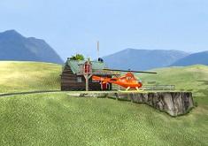 Fireman Sam Helicopter