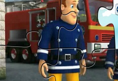 Fireman Sam Puzzle
