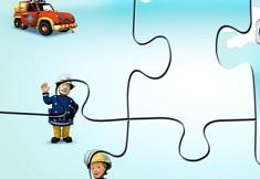 Fireman Sam Puzzle 2