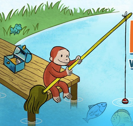Fishing With George
