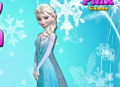 Flappy Elsa