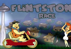 Flinstones Race
