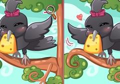 Flirty Fox Differences