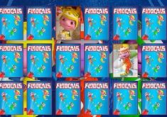 Floogals Memory Cards