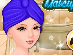 Flower Girl Makeover