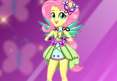 Fluttershy Crystal Guardian