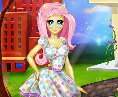 Fluttershy Equestria Beautiful