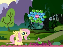 Fluttershy Parasprites