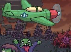 Fly or Die Zombie