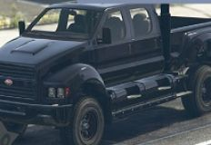 Ford F 650 Differences