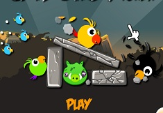 Forest Angry Birds
