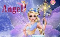 Frozen Angel Elsa