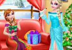 Frozen Christmas Surprise…