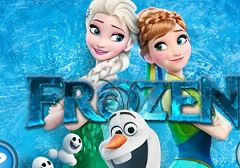 Frozen Fever Spot the Numbers