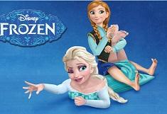 Frozen Funny Puzzle