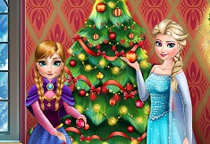 Frozen Perfect Christmas Tree