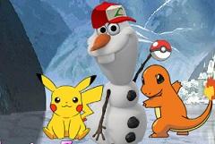 Frozen Pokemon Go