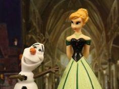 Frozen Princess in Arendelle