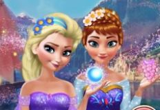 Frozen Princess Makeover